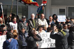 Repudios a la campaña mediática contra el pueblo mapuche