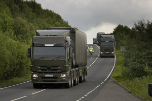 Nuclear warhead delivery to Scotland