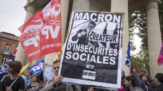 Macron, il nuovo ritorno al vecchio liberalismo conservatore autocratico