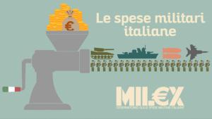 Le spese militari italiane spiegate in 4 minuti