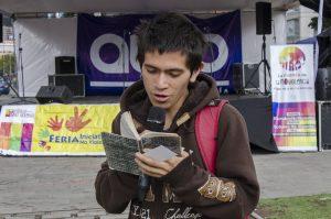 6ta Feria de Iniciativas Noviolentas se realizó en Quito, Ecuador.