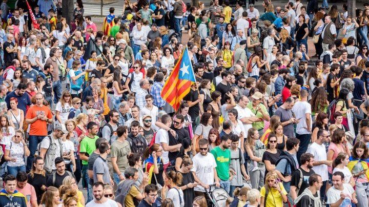 Sabadell Eix Macia Huelga general foto de nuria puentes