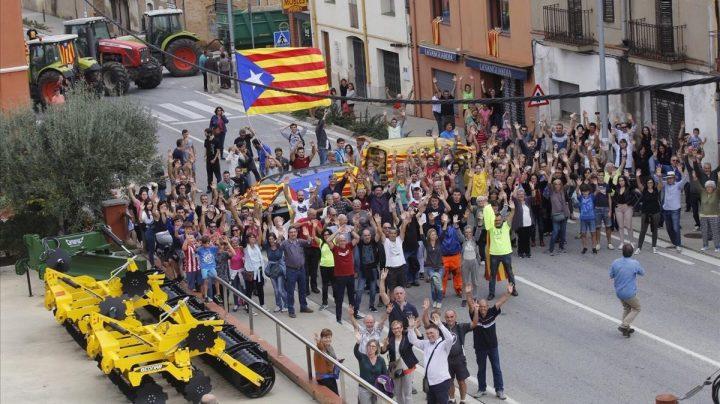 Bascara  Tallada de la N-II 3 10 17 fotografia de Jordi Ribot Punti ICONNA