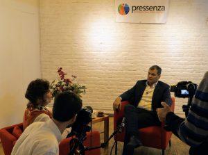 Entrevista : Rafael Correa, balance de 10 años de mandato
