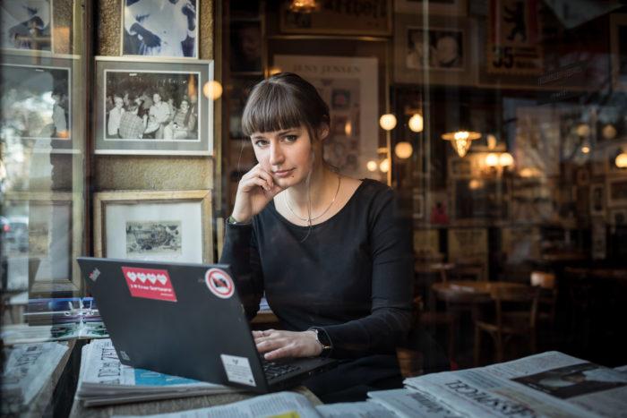 Perspektiven der Demokratie: Interview mit Katharina Nocun