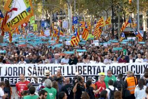 Die Uhr steht auf fünf vor Zwölf in Katalonien