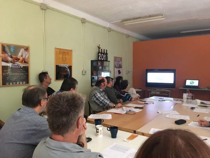 Seminario sobre Renta Básica Universal en Barcelona