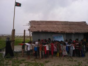 Fisher Folk Children get Free Education at Humanist School in Cox's Bazar, Bangladesh