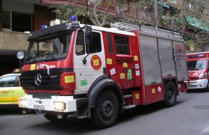 Solidaridad con los bomberos de Barcelona y Cataluña