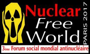 El 3er Foro Social Mundial Anti-Nuclear se celebrará en París del 2 al 4 de noviembre de 2017