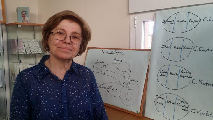 Angélique Soler nous parle des centres de réponse dans l'éducation