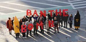 Appello dalla Sicilia con i comuni e le città per la ratifica del bando delle armi nucleari