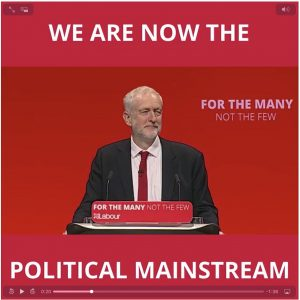 """Jeremy Corbyn response to Prime Minister May """"more of the same"""" speech"""