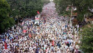 BDS, arriva la solidarietà dall'India: 16 milioni gli aderenti