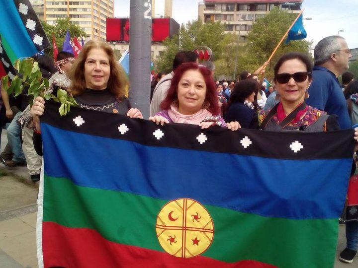 Gloria Mujica: «Reconozcamos que aquí existía un pueblo, una nación mapuche antes que la República de Chile»
