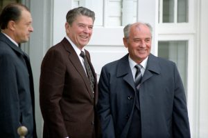 Gorbachev: My plea to Trump and Putin