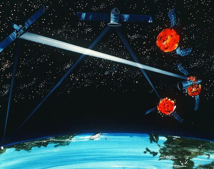 UN to consider banning the arms race in space