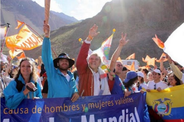 Preparatory conference for the 2nd World March for Peace and Nonviolence