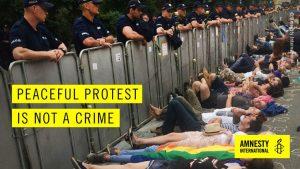 Unterdrückung von friedlichen Protesten in Polen: «Überwacht, schikaniert und strafrechtlich verfolgt»