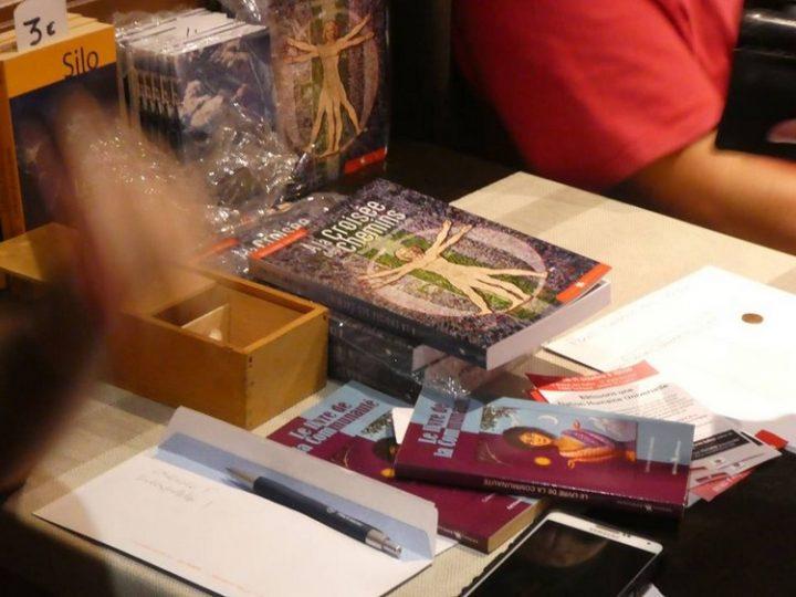 Présentation du livre A la croisée des Chemins Toulouse