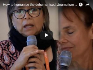 How to humanise the dehumanised: journalism for peace and nonviolence