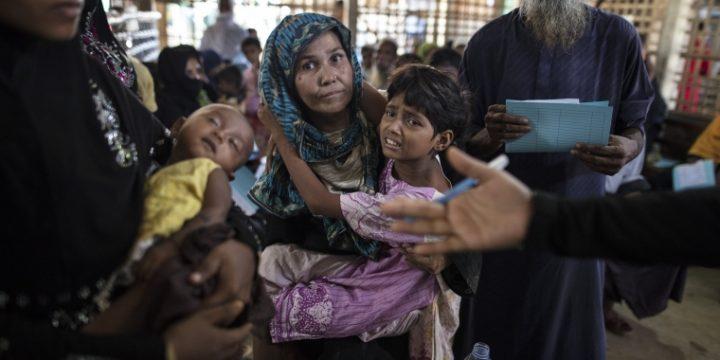 Rohingya: MSF, crisi umanitaria in peggioramento. Acqua preoccupazione principale
