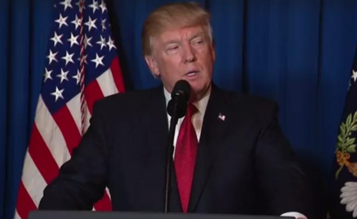 """Die Welt bedroht von """"unseriösem"""" Trump"""