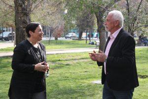 [Elections au Chili] Wilfredo Alfsen : « Ce qui nous guide dans ces élections c'est une intention qui émane du plus profond de notre être, et que nous pouvons formuler par humaniser la terre »