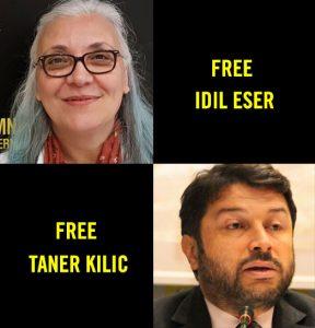 Turchia: chiesti fino a 16 anni di carcere per 11 difensori dei diritti umani, tra cui direttrice e presidente di Amnesty Turchia