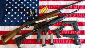 Cultura de Armas em Las Vegas