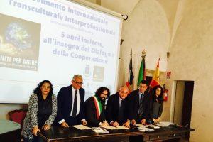 Oltre l'integrazione: le città di Cerveteri e Taybeh insieme per il dialogo tra i popoli e le civiltà