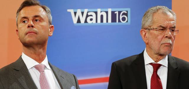 Austrian Elections: The Crisis of Europe Continues