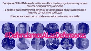 Honduras: Un appello all'azione per le attiviste dei diritti umani