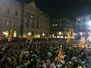 Erklärung der Katalanischen Republik: ein Traum wird wahr