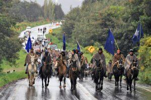 Organizaciones en Chile y Argentina denuncian escalada represiva contra el Pueblo Mapuche