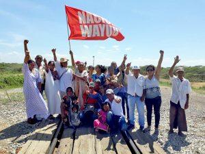 Colombia: 300 días de la protesta pacífica de la etnia Wayuú