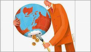 La Internacional plutócrata-libertaria, del secesionismo a la privatización del Estado