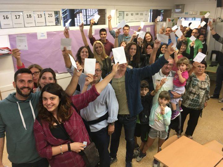 #CatalanReferendum: El orgullo de ser catalán