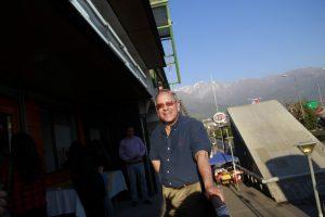 Tomás Hirsch: «comprometido con la transformación de Chile»