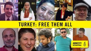 Turkey: Rights Defenders on Trial for Doing their Work