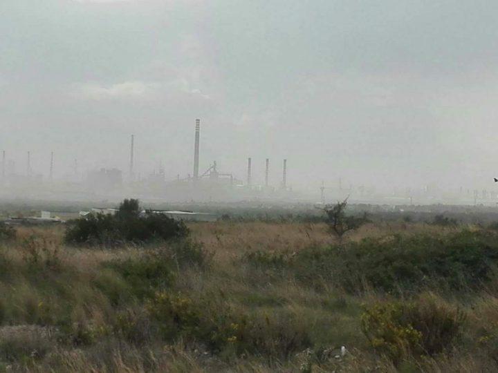 Wind day: non solo minerali, Taranto coperta da polveri di rifiuti speciali ILVA