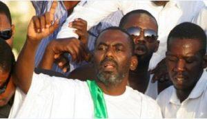Mauritanie : Biram Dah Abeid, prix des Nations Unies des Droits de l'Homme, en danger !