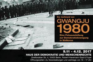 Fotoausstellung zur Demokratiebewegung in Südkorea: Der Aufstand von Gwangju 1980