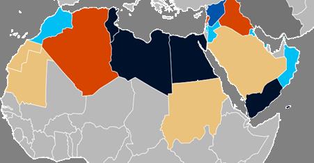 Cartina Europa E Medio Oriente.Capire Il Medio Oriente Quando La Gran Bretagna Creo Il Caos