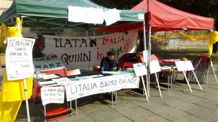 Le mobilitazioni a Torino per ius soli e ius culturae