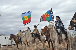 Confederación Mapuche ante allanamientos en Neuquén