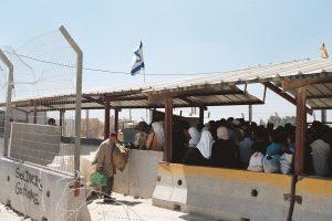 Giro di vite di Israele sugli ingressi in Palestina
