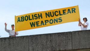 Milano 20 novembre: firme per il Trattato Internazionale di Proibizione delle Armi Nucleari