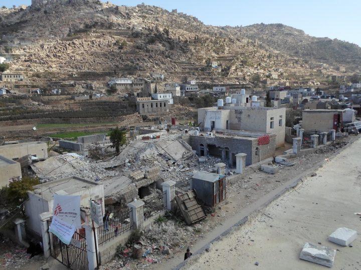 MSF chiede alla Coalizione guidata dall'Arabia Saudita di consentire accesso immediato alle organizzazioni umanitarie nello Yemen