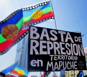 Convocan marcha por asesinato de joven mapuche